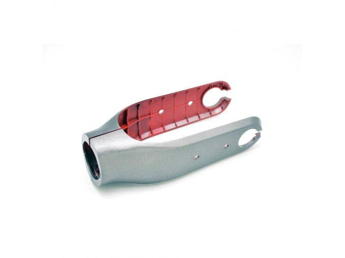 Plastová krytka přední vidlice pro elektrokoloběžku BLUETOUCH BTX250 SLIVER - pár