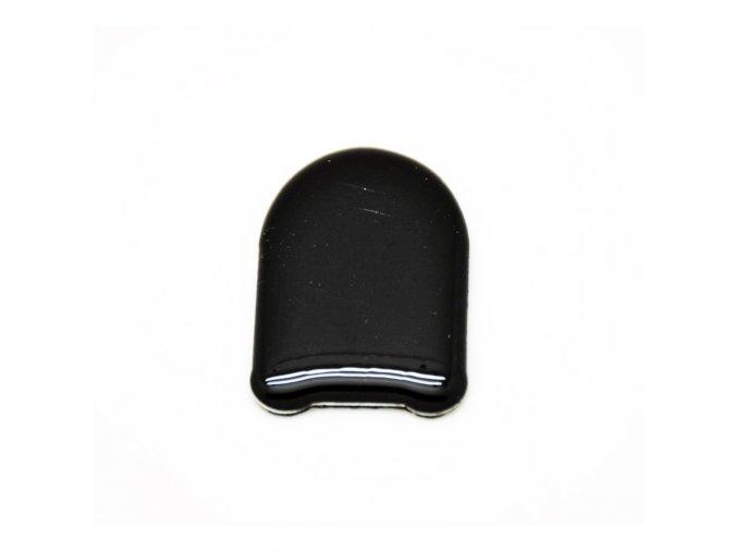 Přední černá samolepka pro elektrokoloběžku BLUETOUCH BTX250
