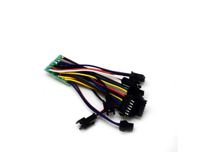Elektronický převodník napětí pro elektrokoloběžku BLUETOUCH BT800