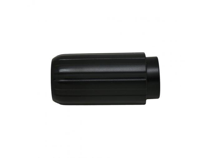 Horní plastová černá krytka řídítek pro elektrokoloběžku BLUETOUCH BT KIDS
