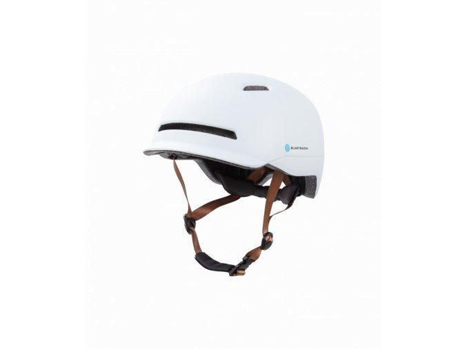 Bezpečnostní helma BT SMART bílá