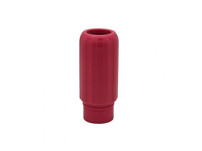 Horní plastová růžová krytka řídítek pro elektrokoloběžku BLUETOUCH BT KIDS