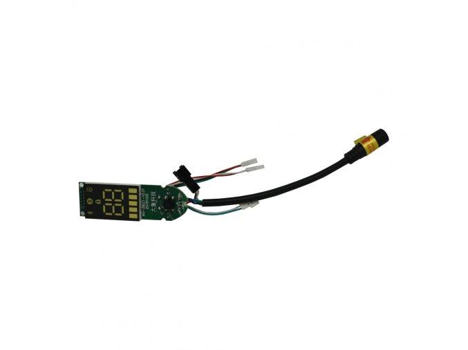 LCD displej - pro elektrokoloběžky BLUETOUCH BTX250/PRO modely roku 2021