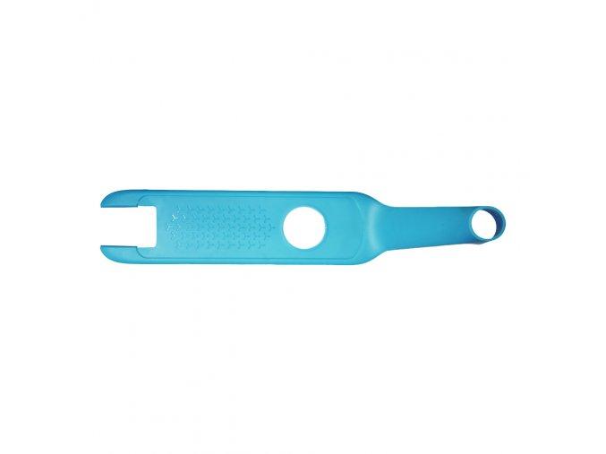 Modrý plastový kryt elektrokoloběžky BLUETOUCH BT KIDS