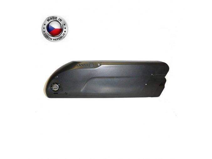 Akumulátor Li-ion 48V, 12,8Ah Sony Shark + nabíječka