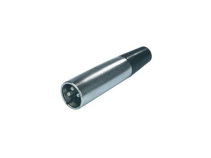 Konektor XLR 3-pinový (protikus)