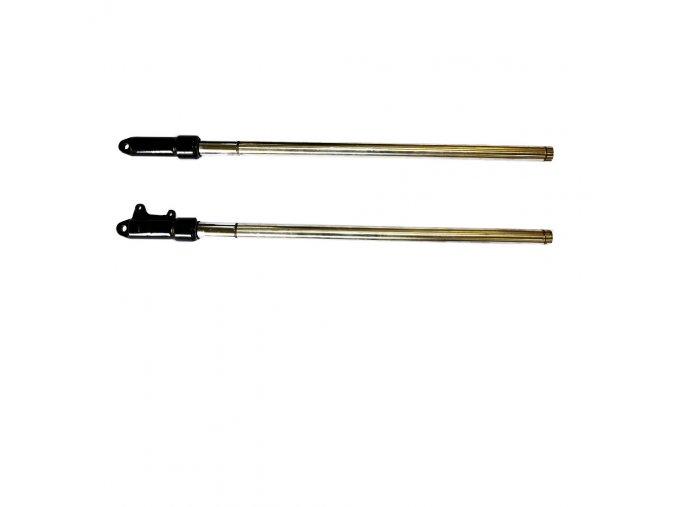 Přední tlumiče pérování pro elektrokoloběžku BLUETOUCH BT800 - set 2 kusů