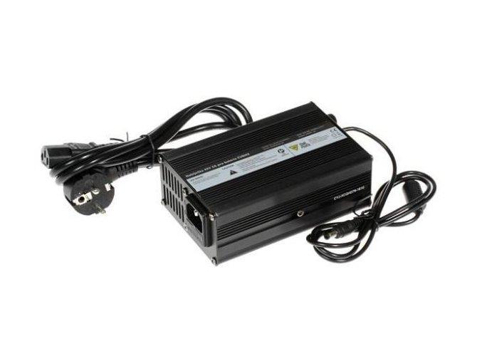 Rychlonabíječka 36V/5Ah pro EVBIKE baterie - 42V (Li-ion)