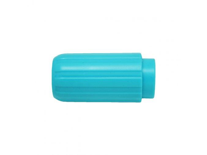 Horní plastová modrá krytka řídítek pro elektrokoloběžku BLUETOUCH BT KIDS