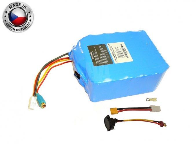 Akumulátor Li ion LG 36V,