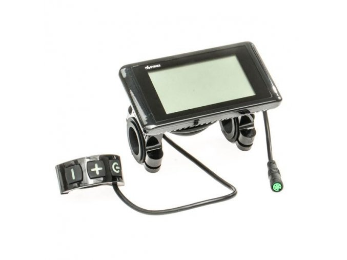 Náhradní LCD displej C961 pro středový motor 36:48V