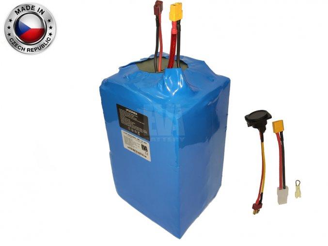Akumulátor Li ion LG 48V, 31,3Ah, plas