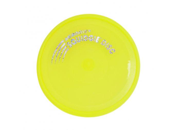 Létající talíř Aerobie SQUIDGIE žlutý