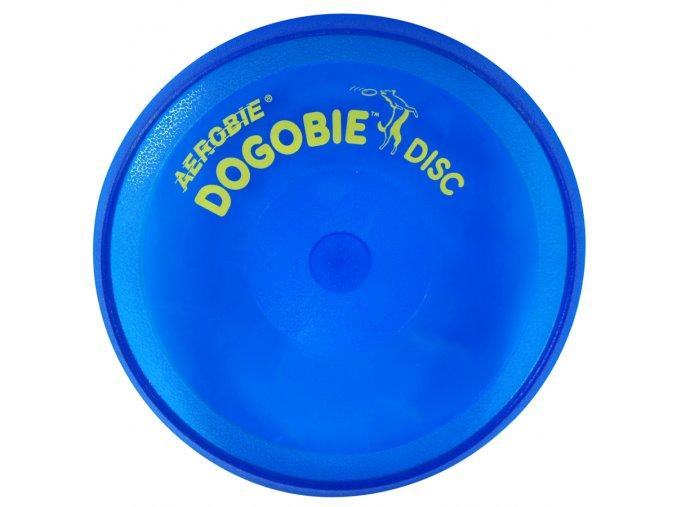 Létající talíř Aerobie DOGOBIE modrý