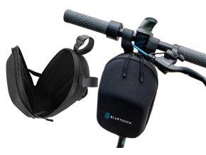 Kompaktní batoh na řídítka pro elektrokoloběžky BLUETOUCH