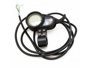 Multifunkční displej s ovládáním rychlosti 36 V pro elektrokoloběžku BLUETOUCH BT350