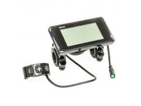 LCD displejMR15 pro přímý pohon s ovládáním intenzity přišlapu