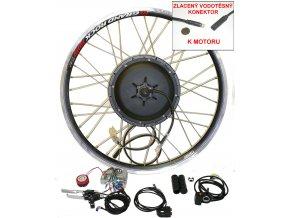 Konverzní kit /set/ 750W/36V - 1000W/48V přední kolo