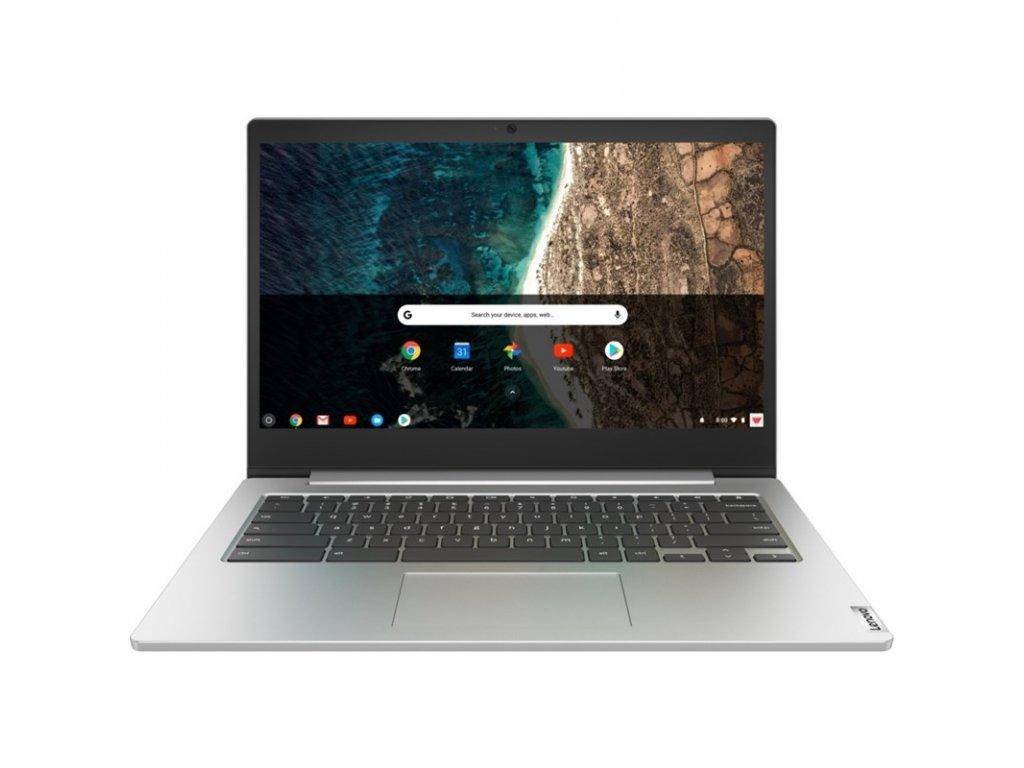 "Ntb Lenovo IdeaPad 3 CB 14IGL05 Celeron N4020, 14"", Full HD, RAM 4GB, eMMC SSD 64GB, bez mechaniky, Intel UHD 600, Chrome OS - šedý"