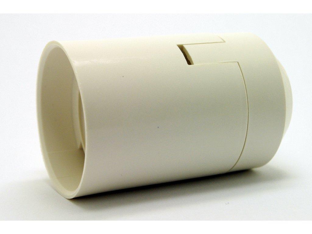 DESKO objímka E27 1351-13400 bílá