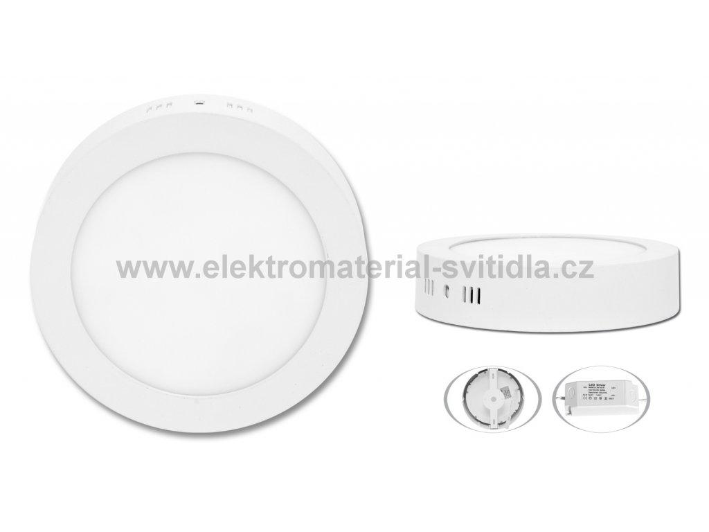 Ecolite LED CSL-18W/4100K, ø 22,5cm