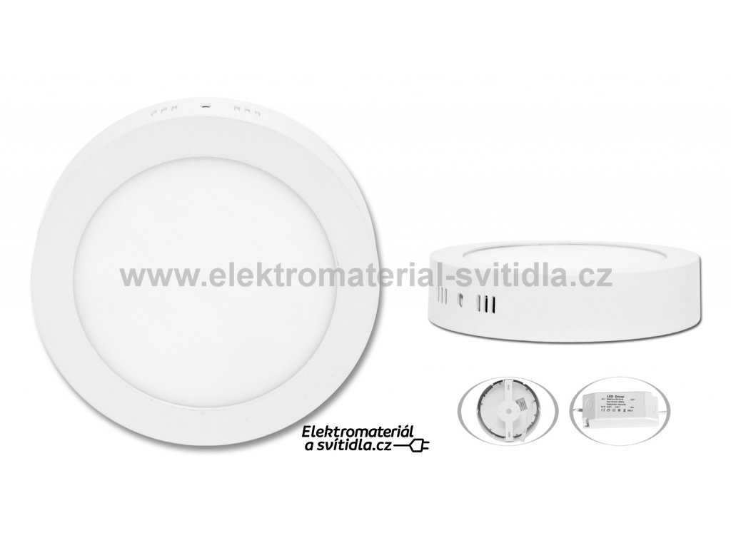 Ecolite LED CSL-25W/2700K, ø 30cm