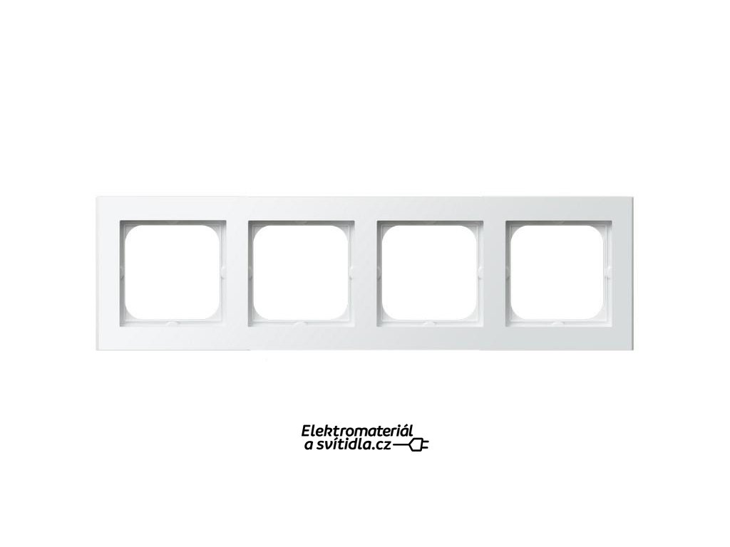 OSPEL Sonáta čtyřrámeček bílý