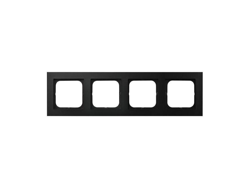 OSPEL Sonáta čtyřrámeček černý