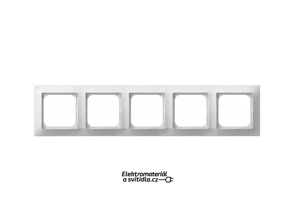 OSPEL Impresja pětirámeček bílý