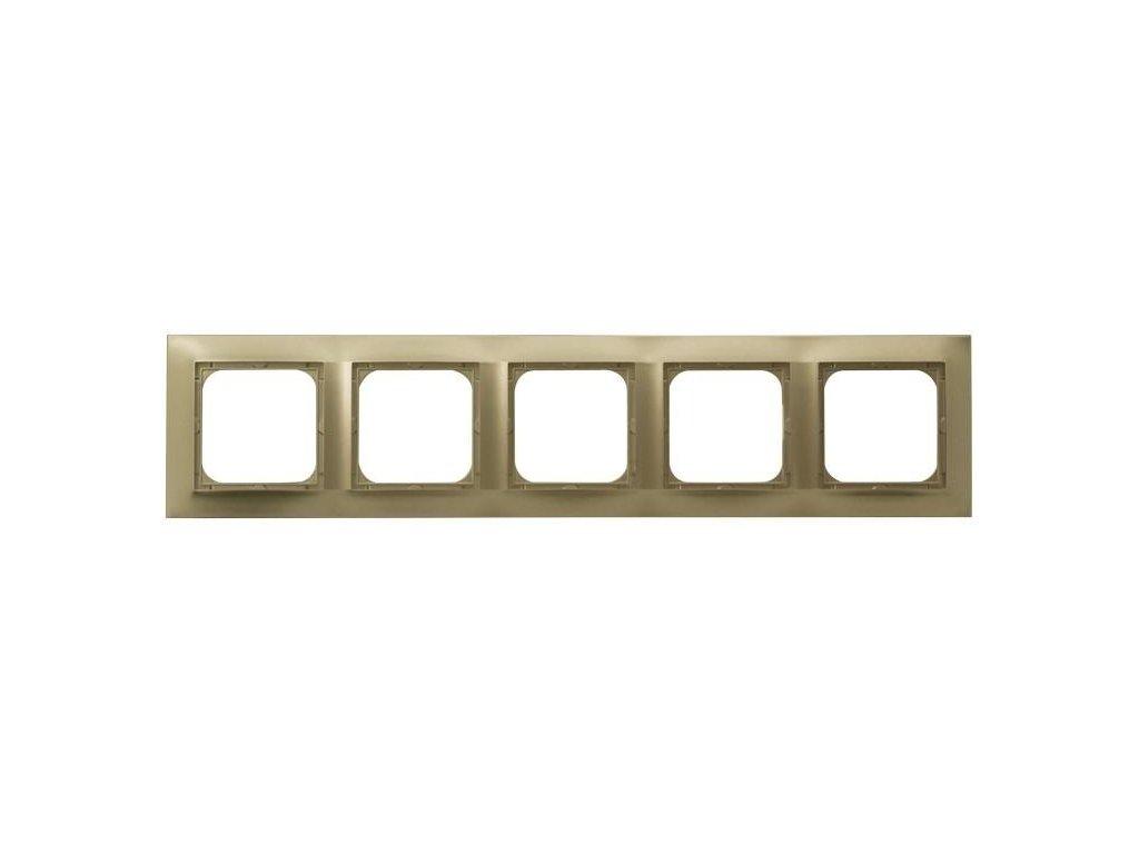 OSPEL Impresja pětirámeček zlatý