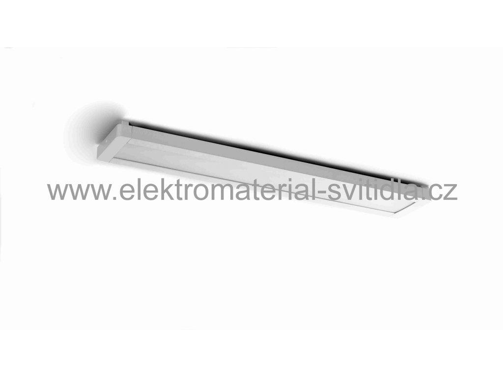 Eurakles TL6013-B-48W/BI, ALENA LED 48W, 4100K, kancelářské svítidlo 114,7cm bílé