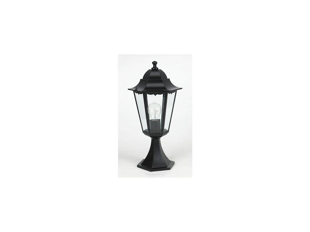V8004 - venkovní stojanové svítidlo, barva černá