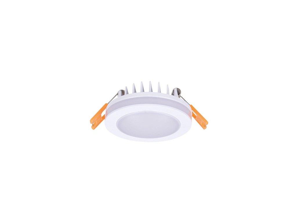 Solight WD135 LED podhledové svítidlo, 6W, 420lm, 4000K, IP44, kulaté