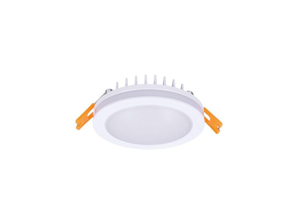 Solight WD137 LED podhledové svítidlo, 10W, 800lm, 4000K, IP44, kulaté
