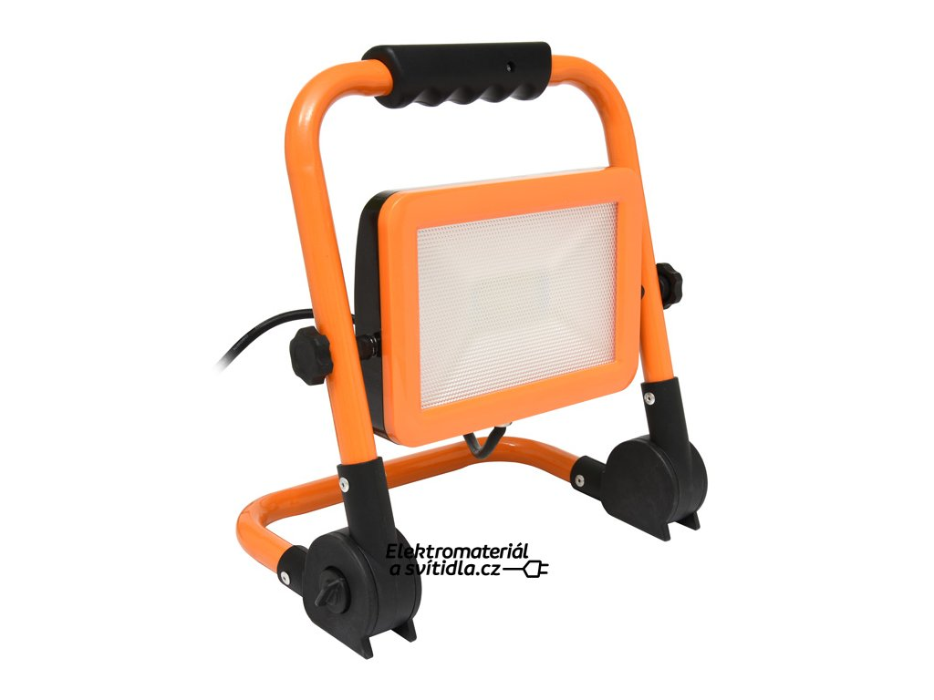 Ecolite LED reflektor WORK RMLED-100W/ORA