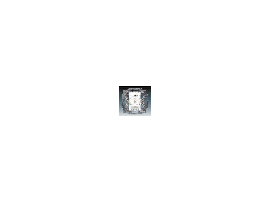 ABB 3559-A07345 Přístroj přepínače křížového Tango