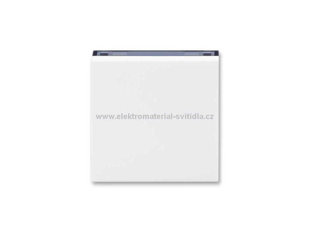 ABB LEVIT 3559H-A00651-62 bílá/kouřová černá