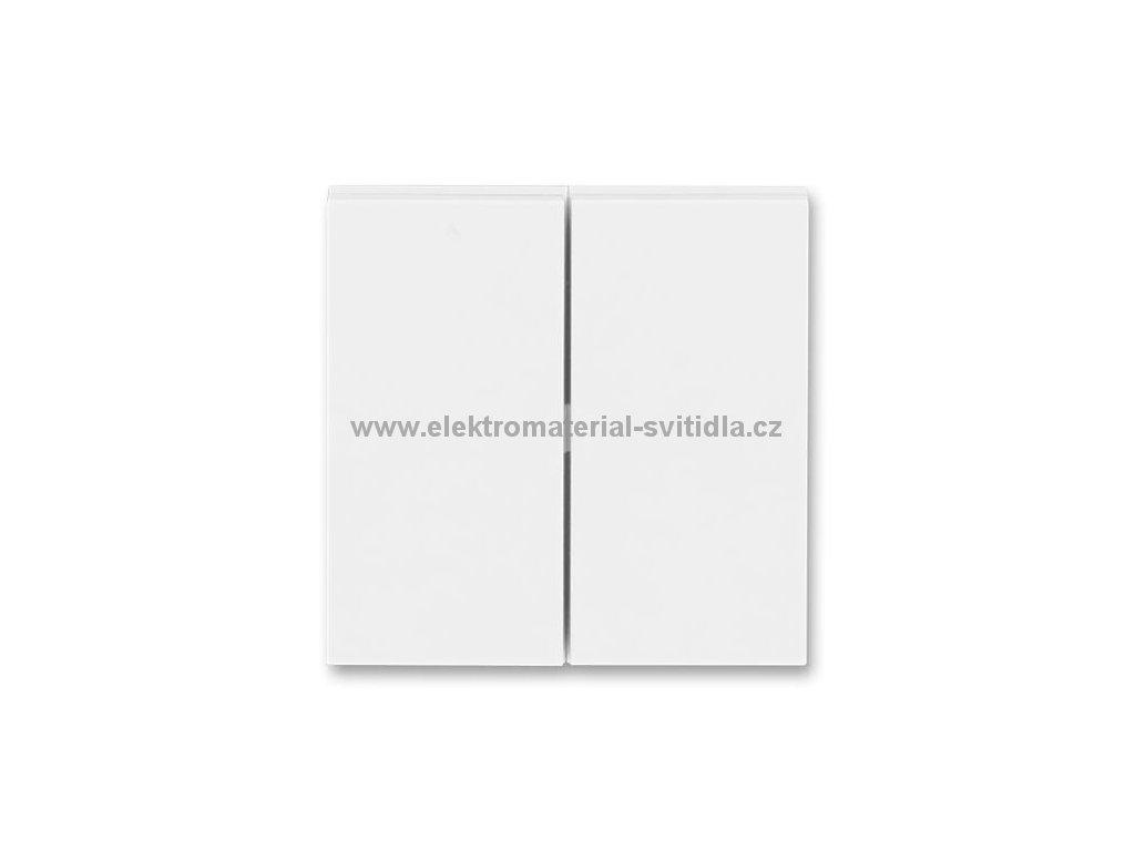ABB LEVIT 3559H-A00652-03 bílá/bílá