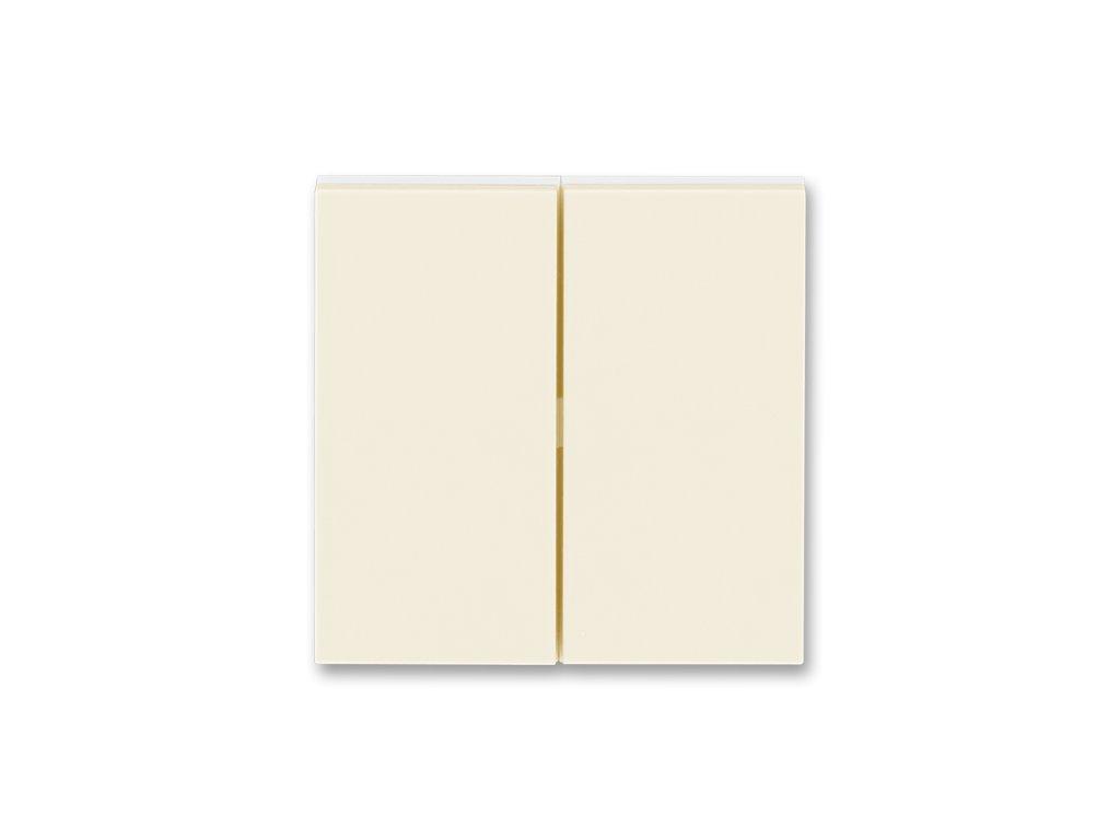 ABB LEVIT 3559H-A00652-17 slonová kost/bílá