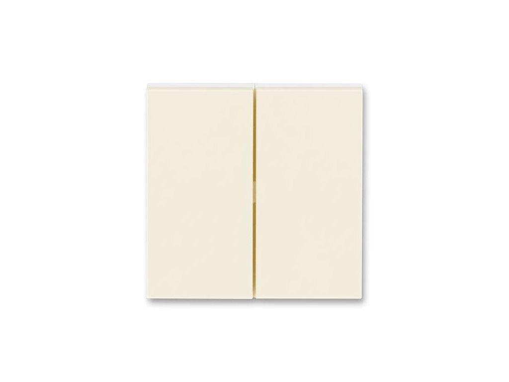 ABB 3559H-A00652-17 LEVIT bílá/slonová kost