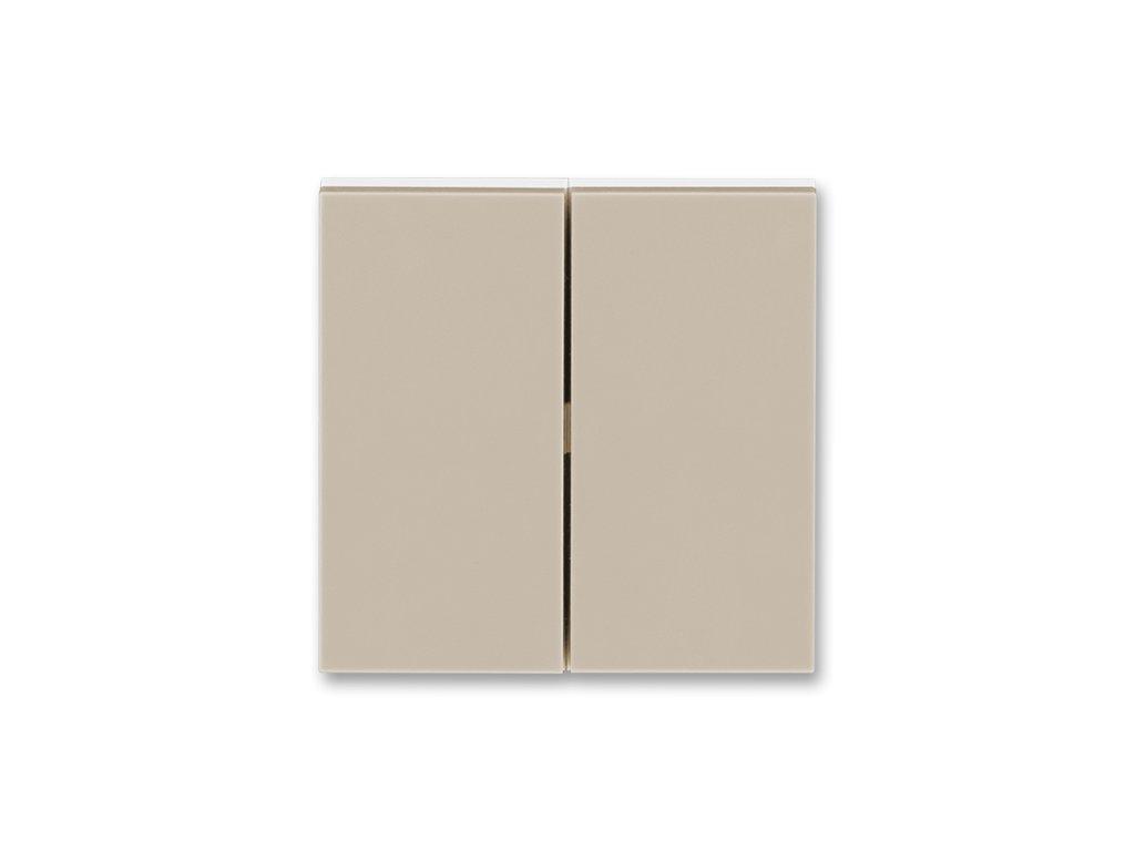 ABB LEVIT 3559H-A00652-18 macchiato/bílá