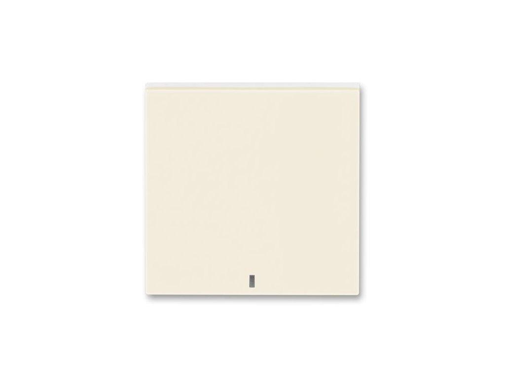 ABB 3559H-A00653-17 LEVIT slonová kost/bílá