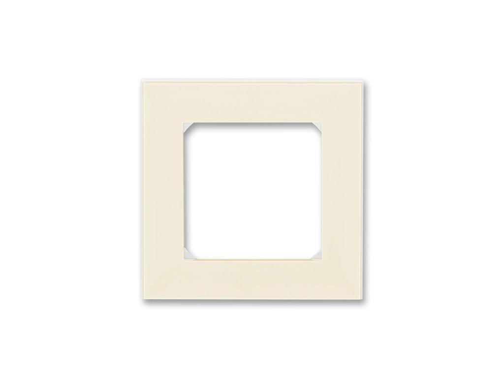 ABB LEVIT 3901H-A05010-17 slonová kost/bílá