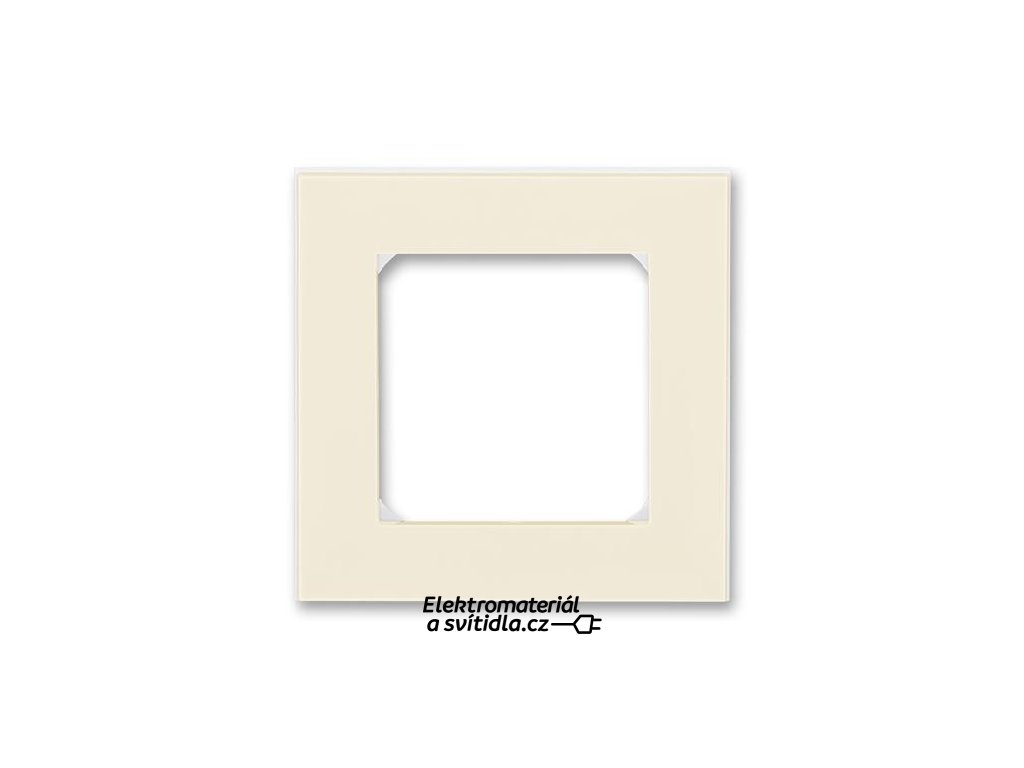 ABB 3901H-A05010-17 LEVIT slonová kost/bílá
