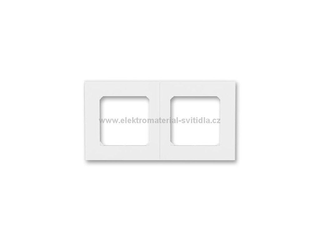 ABB LEVIT 3901H-A05020-03 bílá/bílá