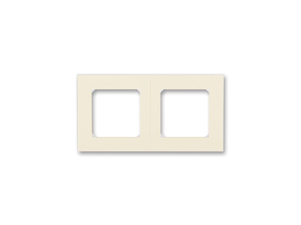 ABB LEVIT 3901H-A05020-17 slonová kost/bílá