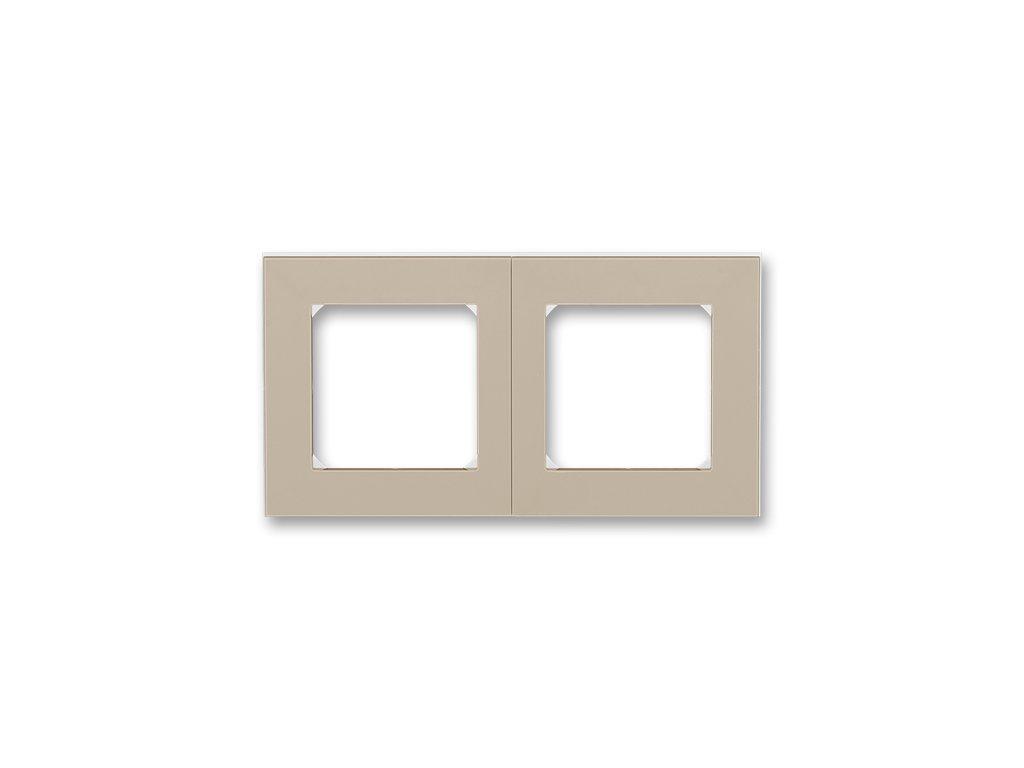 ABB LEVIT 3901H-A05020-18 macchiato/bílá