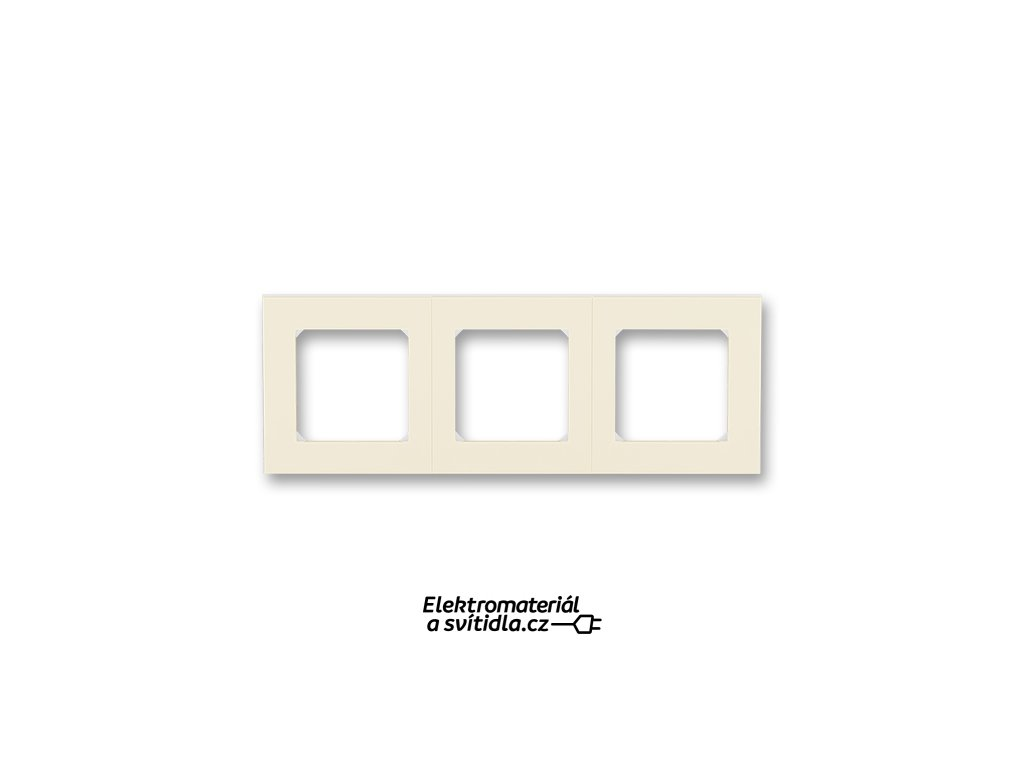 ABB LEVIT 3901H-A05030-17 slonová kost/bílá