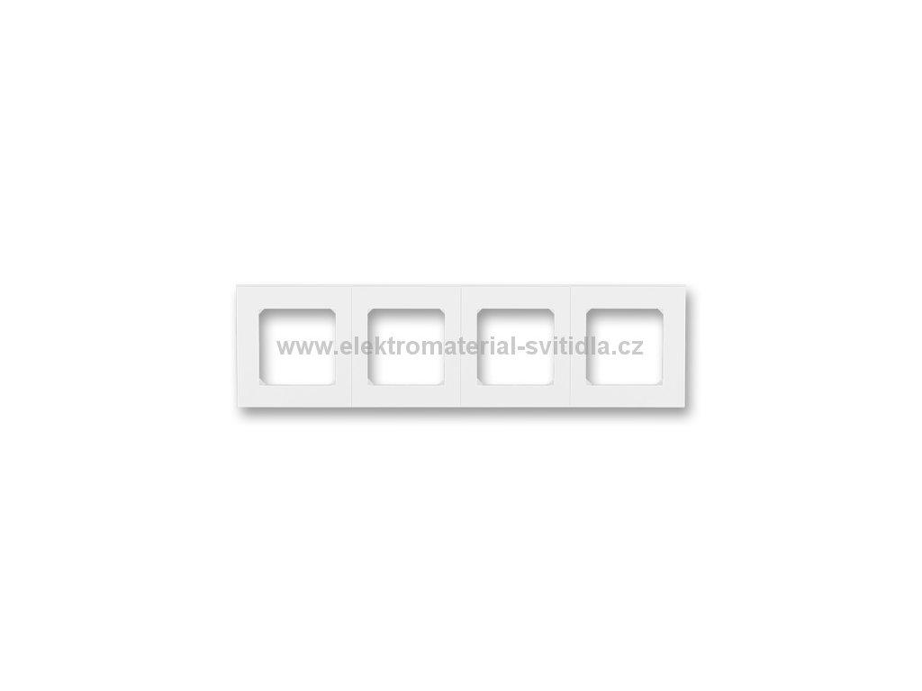 ABB LEVIT 3901H-A05040-03 bílá/bílá