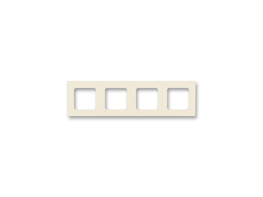 ABB LEVIT 3901H-A05040-17 slonová kost/bílá